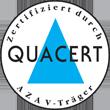 Quacert AZAV-Träger